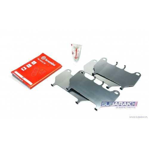 Przewody zapłonowe Janmor do Subaru Impreza/Legacy/Forester 2.5 USA