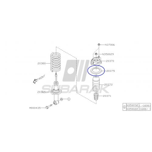 Oryginalny olej ATF do Subaru z oryginalnym filtrem