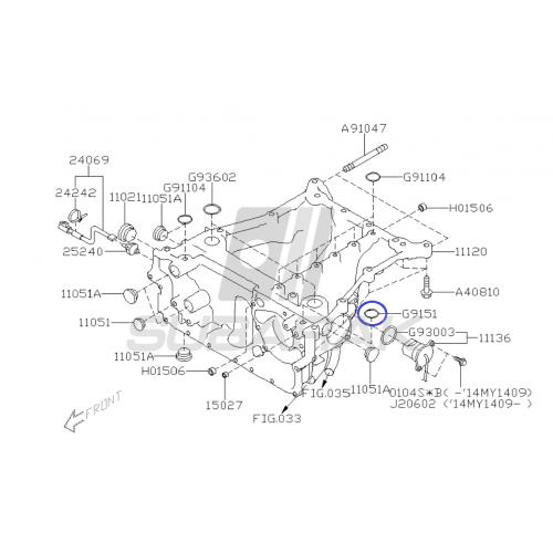 Zawór upustowy (blow-off) Turbosmart Plumb Back czarny