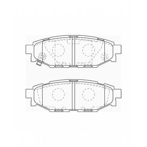 Sprzęgło kompletne GT/ WRX/Forester -05 OEM replacement
